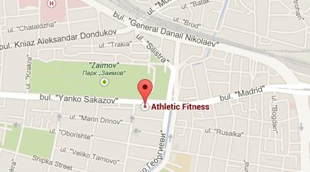 AthleticFitnessYankoSakyzov